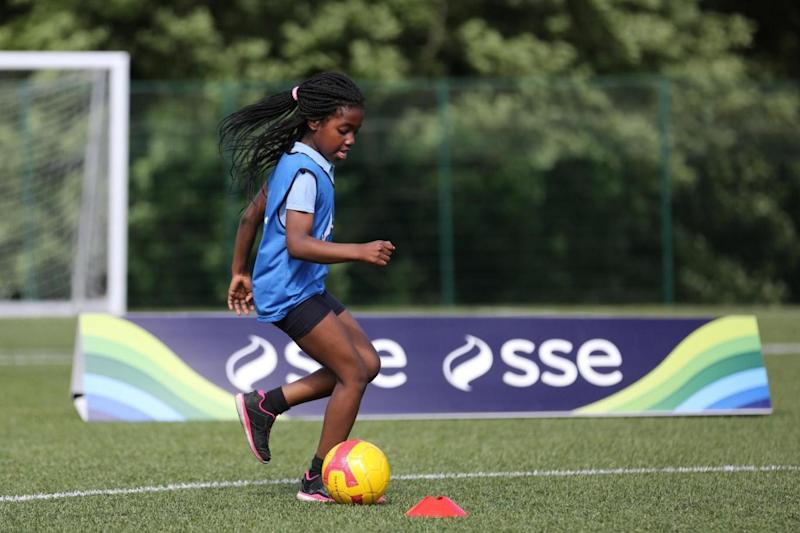 Photo: SSE Wildcats/The FA