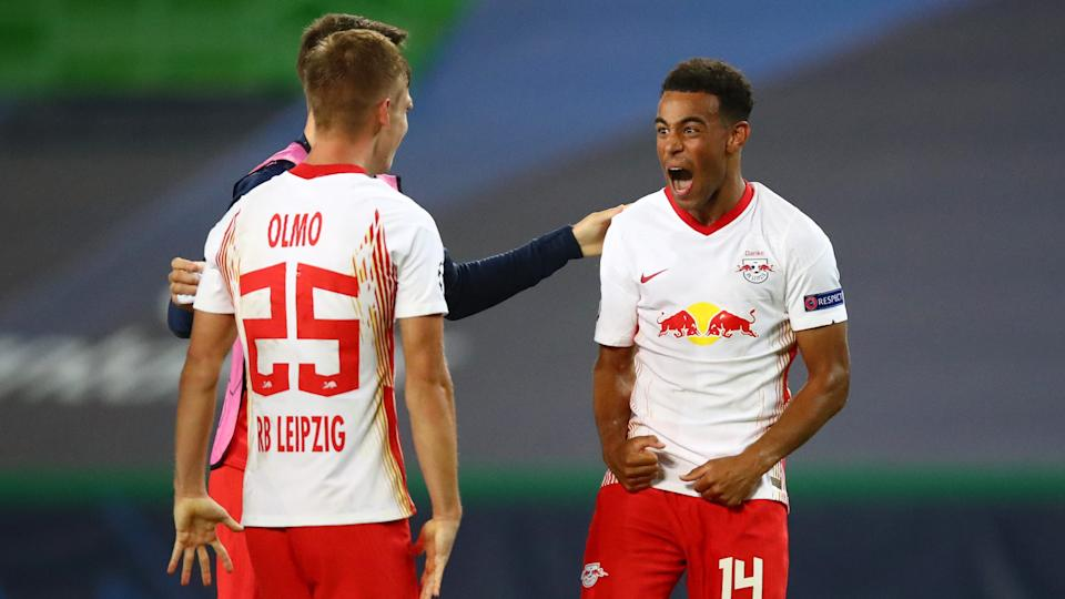 Tyler Adams RB Leipzig