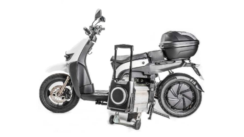 Silence S02 LS electric scooter