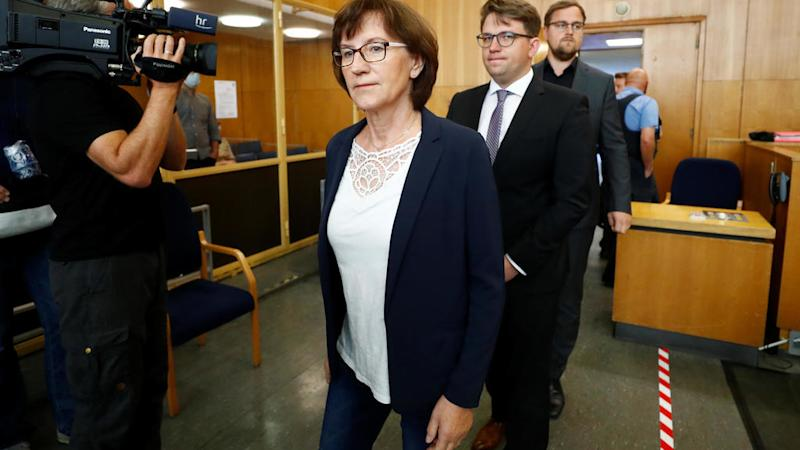 Accused killer of pro-refugee German politician admits guilt in court