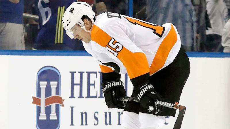 NHL investigating Flyers' Lehtera after drug bust in Finland