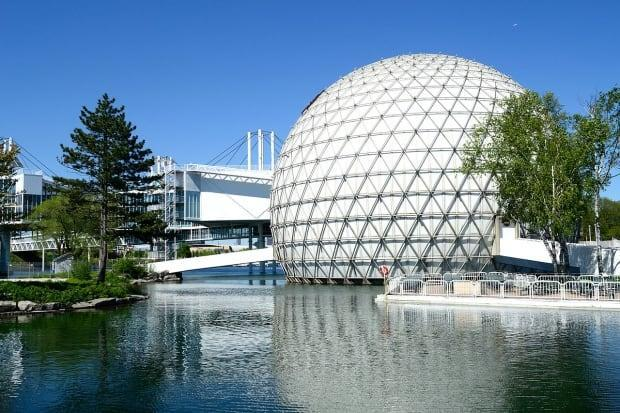 Ontario Place, a155-acre waterfront attraction in Toronto,first opened in 1971 but was closed in 2012 after years of declining attendance. (CBC - image credit)