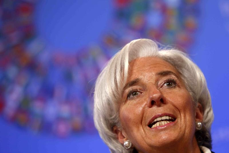 IMF chief says global pro-growth policies needed