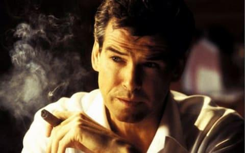 Pierce Brosnan as James Bond in the film Die another Day