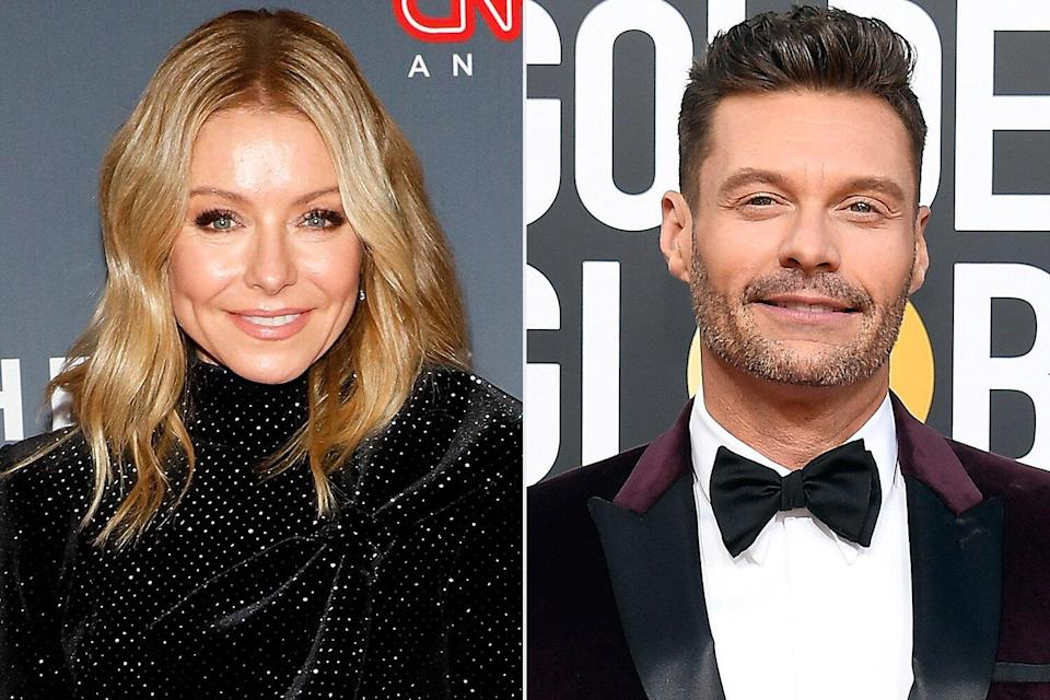 Ryan Seacrest Tests Negative for COVID After Missing 2 Days of Live with Kelly and Ryan