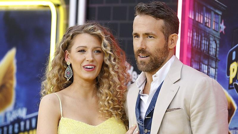 Ryan Reynolds and Blake Lively Share First Photo With Their Baby Girl