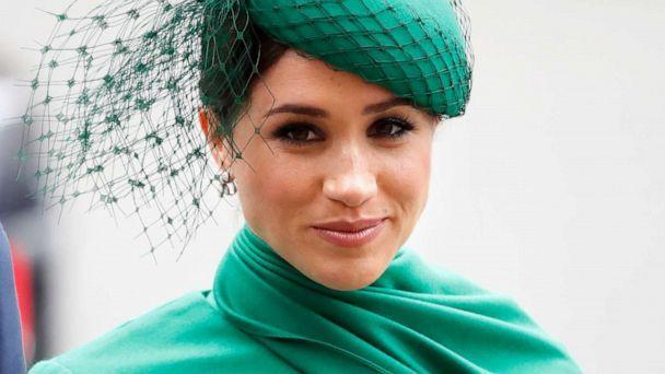 PHOTO: Meghan, Duchess of Sussex attends the Commonwealth Day Service 2020 at Westminster Abbey on March 9, 2020 in London. (Max Mumby/indigo/Getty Images, FILE)