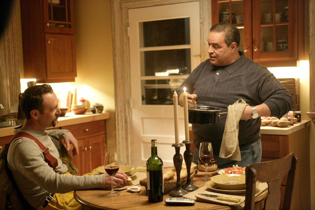 "Vito Spatafore was brutally murdered on <a href=""/the-sopranos/show/218"">The Sopranos</a> by Phil Leotardo and his men after it was revealed that Vito was gay. Vito had run off but resurfaced to meet an untimely demise after he couldn't stay away from his family."