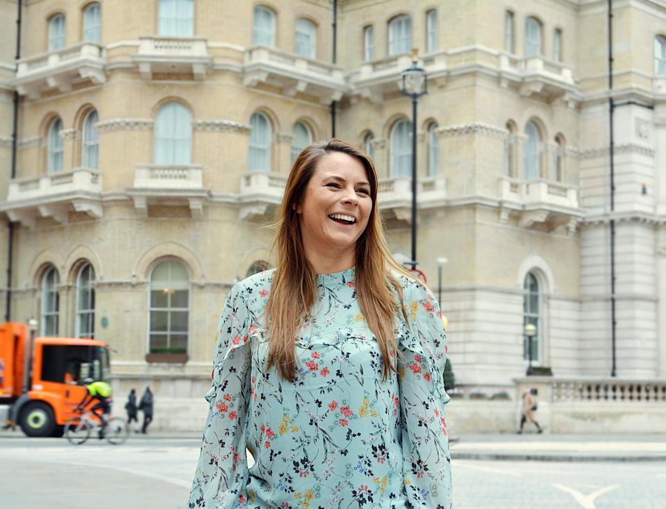 """<strong>Liz Johnson, 34, is a Paralympic gold medallist and disability campaigner. During lockdown she launched </strong><a href=""""https://marketplace.appbytap.com/"""" rel=""""nofollow noopener"""" target=""""_blank"""" data-ylk=""""slk:Podium"""" class=""""link rapid-noclick-resp""""><strong>Podium</strong></a><strong>, a jobs marketplace for disabled freelancers which helps them to access meaningful remote work.</strong><br><br>I already run a business called The Ability People, a <a href=""""https://www.refinery29.com/en-gb/2020/07/9932576/black-poc-disability-photos-jillian-mercado"""" rel=""""nofollow noopener"""" target=""""_blank"""" data-ylk=""""slk:disability-led"""" class=""""link rapid-noclick-resp"""">disability-led</a> employment consultancy that started a couple of years ago. I always had in mind that I wanted to evolve and continue to develop new services to help reduce the <a href=""""https://www.refinery29.com/en-gb/2020/07/9938371/models-with-disabilities-fashion-zebedee-management"""" rel=""""nofollow noopener"""" target=""""_blank"""" data-ylk=""""slk:disability employment gap"""" class=""""link rapid-noclick-resp"""">disability employment gap</a>. Podium is a jobs platform aimed uniquely at connecting disabled freelancers to remote work opportunities, and so it was a happy coincidence that we launched this at the same time the nation found itself working from home.<br><br>The support that Podium has received has proven that there's hope for disabled freelancers to access the opportunities that they deserve. The freelancers who have already signed up to the platform are the greatest marker of our success, and we've already connected a digital marketing specialist based in New York to a company based in London. Seeing the meaningful work which fulfils the needs of both parties come out of examples like this makes it all worthwhile.<span class=""""copyright"""">Photo Courtesy of Liz Johnson.</span>"""
