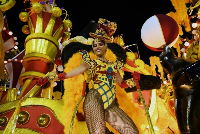 The Rio carnival draws millions of visitors, and their tourist dollars, to the beachside city each year