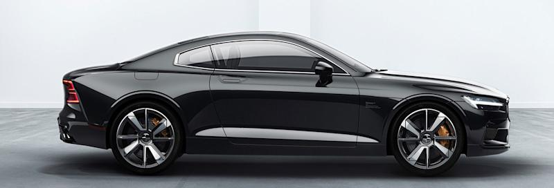 Volvou0027s High Performance Luxury Polestar Brand Aims To Invade Teslau0027s Space