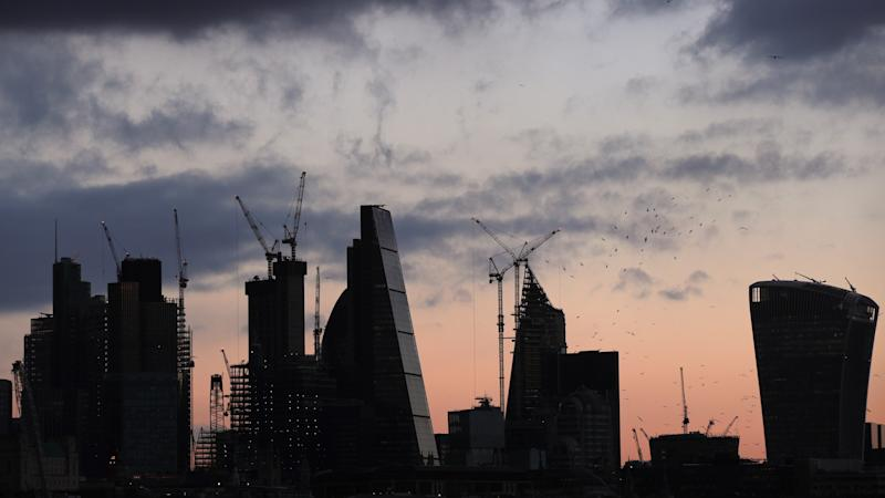UK business has worst month in more than three years, figures show