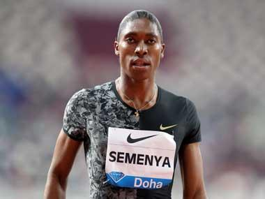 Caster Semenya to race in first 800m race at Stanford Diamond League after launching legal battle against IAAF's DSD rules