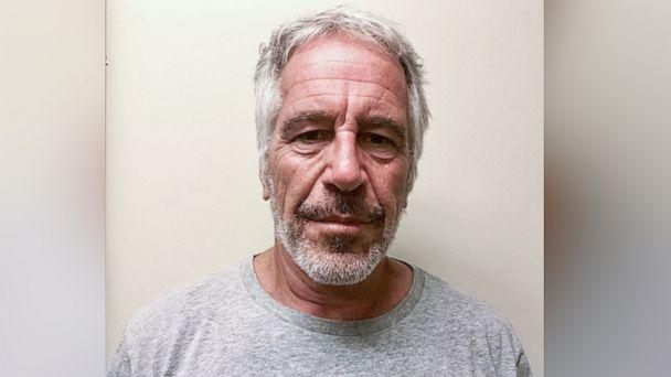 PHOTO: An undated handout photo made available by New York State Division of Criminal Justice showing Jeffrey Epstein, issued July 25, 2019. (New York State Division of Criminal Justice, FILE)