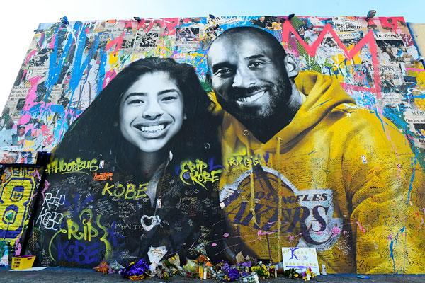 I'm Thinking Of Those 5 Grieving Families Now More Than Ever: Memorial of Kobe Bryant and Gianna