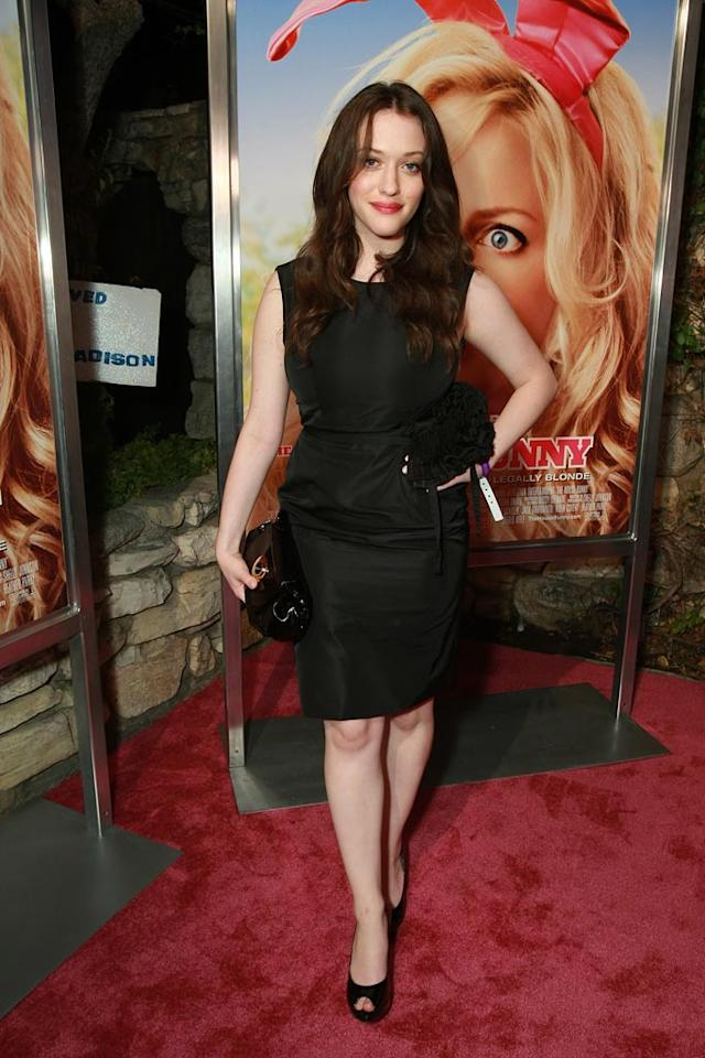 "<a href=""http://movies.yahoo.com/movie/contributor/1807473847"">Kat Dennings</a> at the Los Angeles Premiere of <a href=""http://movies.yahoo.com/movie/1809921361/info"">The House Bunny</a> - 08/20/2008"