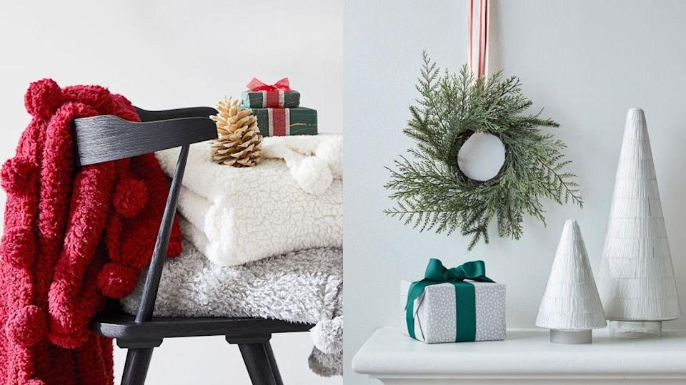 "<p>If you're ready to start decorating your home for the holidays, you're going to want to head to <a href=""https://www.housebeautiful.com/shopping/a34192063/pottery-barn-mickey-mouse-disney-collection/"" rel=""nofollow noopener"" target=""_blank"" data-ylk=""slk:Pottery Barn"" class=""link rapid-noclick-resp"">Pottery Barn</a>: The home furnishing retailer just launched a brand new Christmas collection. From festive bedding and decor to adorable ornaments and holiday botanicals, the new collection will get you in the holiday spirit. Whether you're in the market for new stockings, tree skirts, adorable ornaments, or tabletop Christmas trees, there are <a href=""https://www.housebeautiful.com/lifestyle/g25050476/black-white-christmas-decorations/"" rel=""nofollow noopener"" target=""_blank"" data-ylk=""slk:Christmas decorations"" class=""link rapid-noclick-resp"">Christmas decorations</a> for every part of your home. Check out some of our favorites ahead, and shop the full collection <a href=""https://www.potterybarn.com/shop/holiday-decor/holiday-all-christmas-decor/"" rel=""nofollow noopener"" target=""_blank"" data-ylk=""slk:here"" class=""link rapid-noclick-resp"">here</a>. </p>"