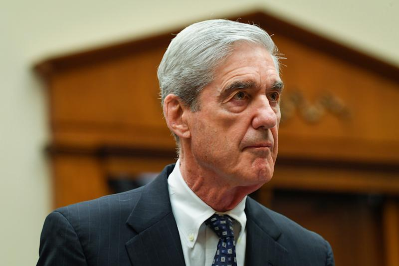 Former Special Counsel Robert Mueller testifies to House Judiciary Committee on 'Oversight of the Report on the Investigation into Russian Interference in the 2016 Presidential Election.'