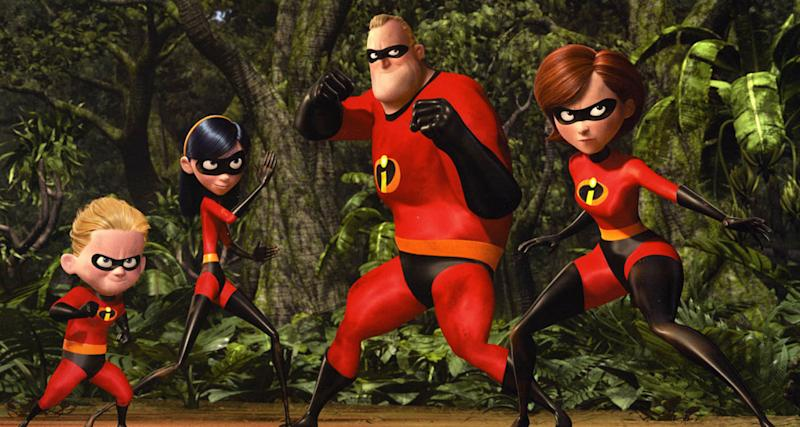 The Incredibles 2 Is 'Going in a New Direction'