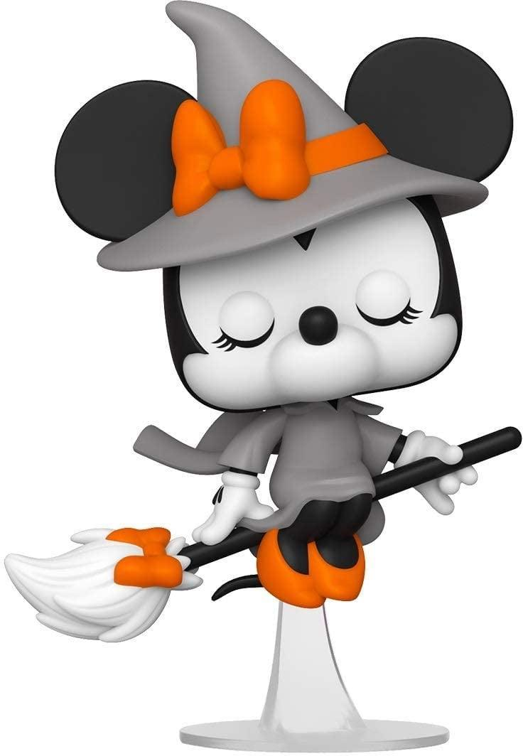 <p>The graphics on this <span>Pop! Disney Halloween Witchy Minnie</span> ($18) are so good.</p>