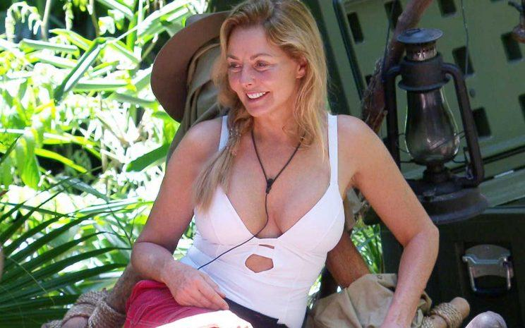 Carole Vorderman/Rex Photos