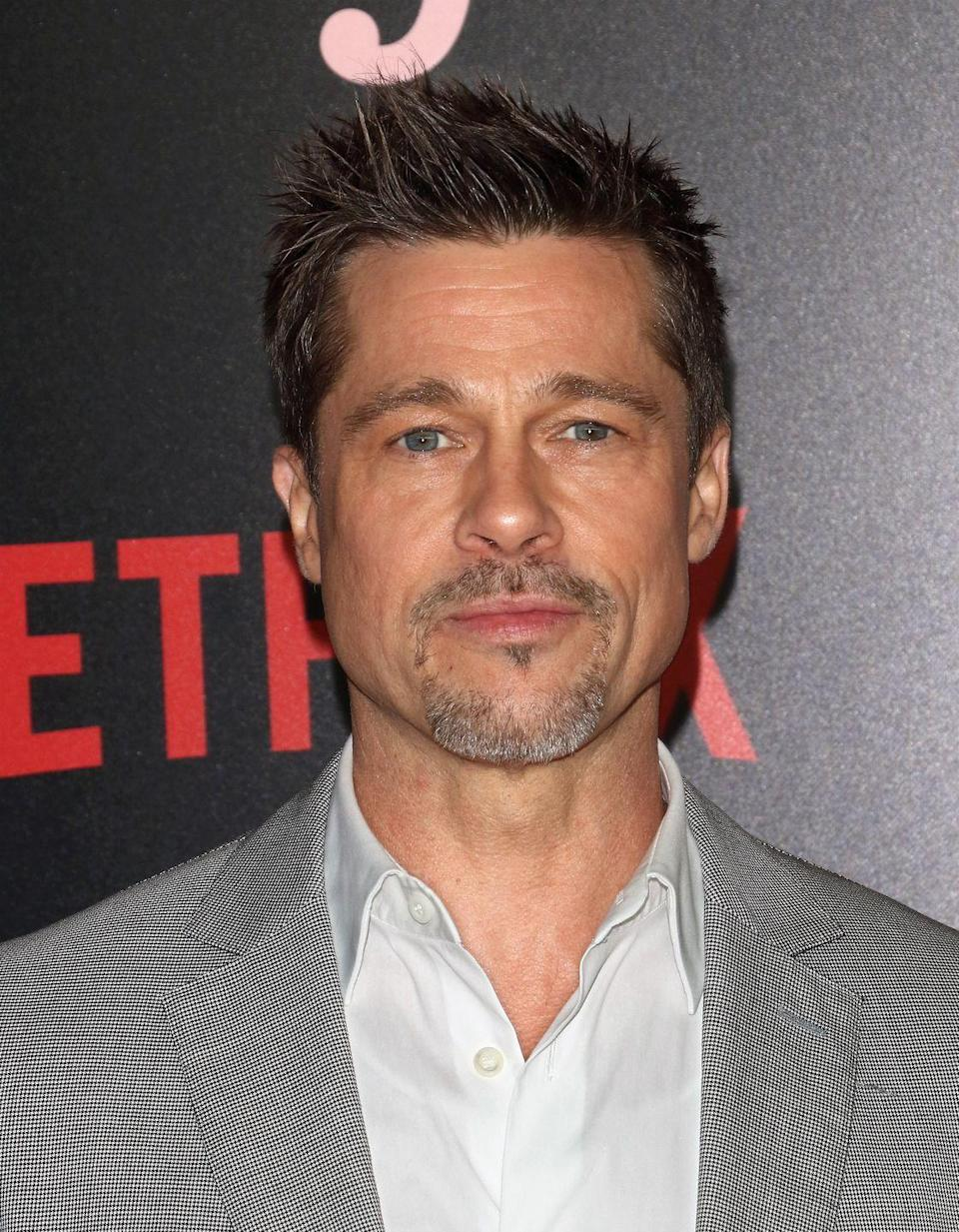 <p><strong>Real name: </strong>William Bradley Pitt</p>
