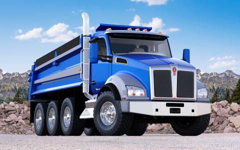 PACCAR Achieves Excellent Quarterly Revenues and Earnings