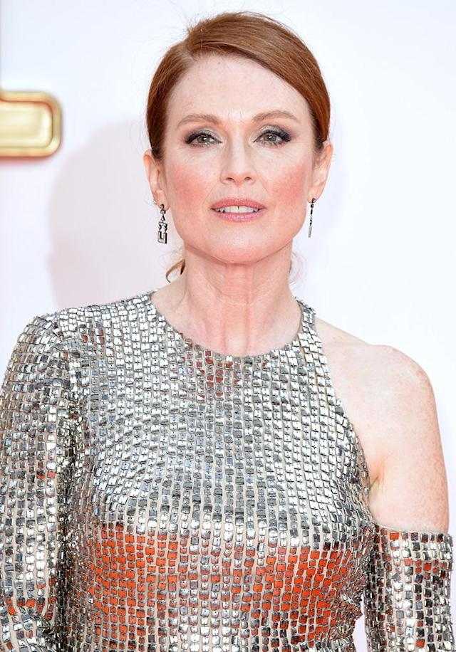 "<p>""Coming forward about sexual abuse and coercion is scary and women have nothing to be gained by personally doing so,"" the Oscar-winning actress tweeted following the allegations. ""But through their bravery we move forward as a culture and I think them. Stand with @AshleyJudd @rosemcgowan and others."" (Photo: Anthony Harvey/Getty Images) </p>"