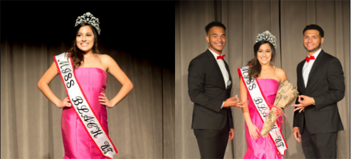 Rachel Malonson's win as Miss Black University of Texas prompted controversy on Twitter.