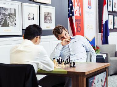 Magnus Carlsen's indifferent form and tactical blunders lead to him losing World No 1 spot in rapid and blitz format