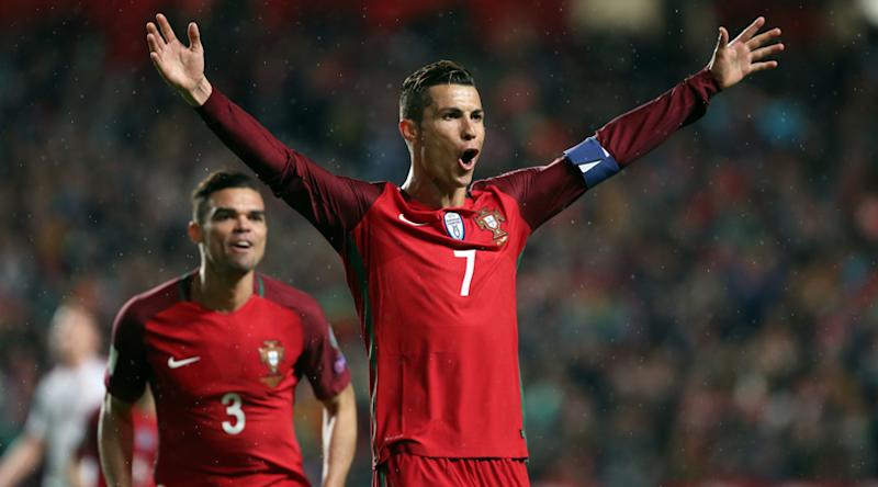 The 12 players whove scored more international goals than Cristiano Ronaldo