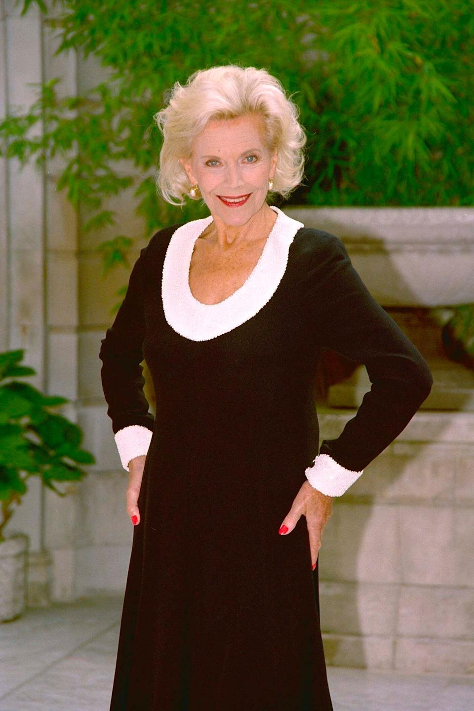 <strong>Honor Blackman (1925 - 2020)<br /><br /></strong>The British star will be best remembered for her roles inThe Avengers, Jason And The Argonauts and, of course, Goldfinger, in which she played one of the James Bond franchise's most iconic characters, Pussy Galore.