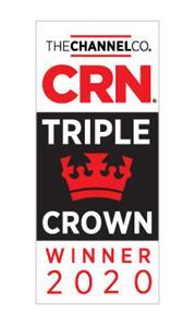 Winslow Technology Group Receives the 2020 CRN Triple Crown Award.