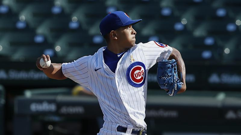 Cubs recall Adbert Alzolay from South Bend in series of roster moves