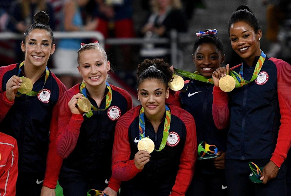 Top 5 moments from Day 4 at the Olympics