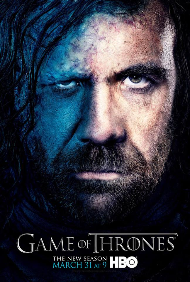 """Game of Thrones"" Season 3 poster"