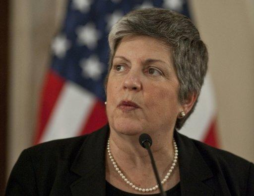 """Napolitano said the plan """"reinforces the robust relationship"""" between their two agencies"""