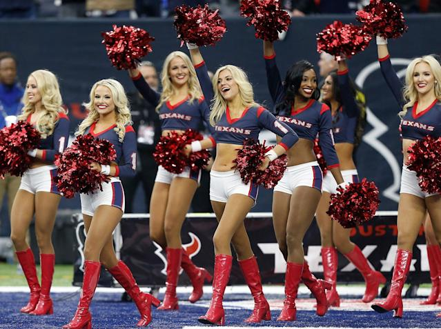 NFL cheerleaders sue teams over unfair wages and working conditions