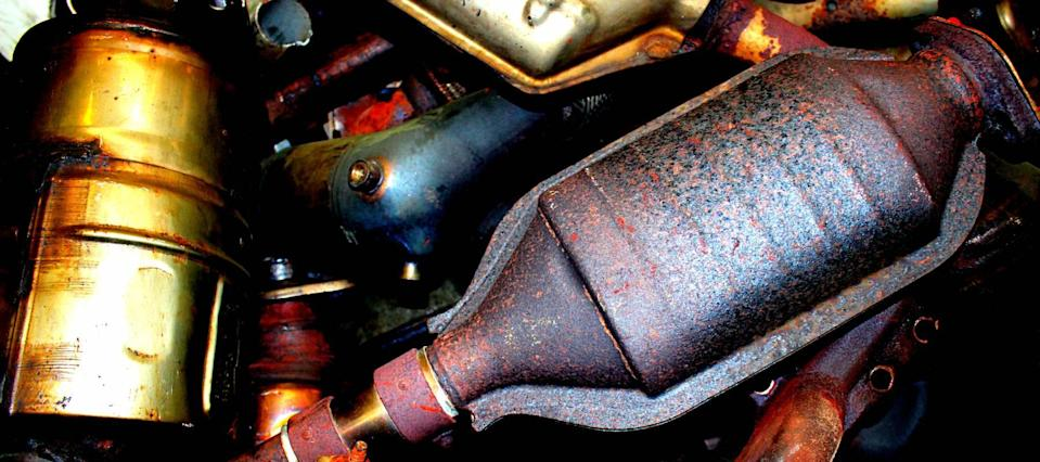 Thefts of catalytic converters are way up — here's how to protect yourself