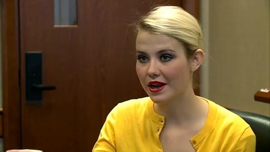 Elizabeth Smart talked with KETV NewsWatch 7's Nichole Berlie about how she hopes her story will keep the good guys ahead of the bad guys.