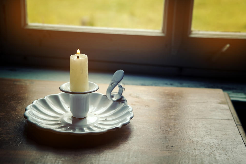 Create some new rituals if attending a funeral isn't possible. (Getty Images)