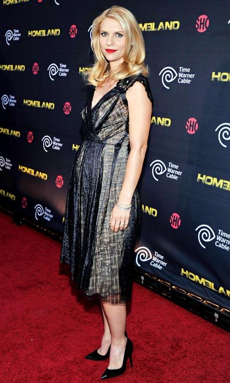 """Pregnant Claire Danes Jokes: I Already Know My Baby's Sex Because I Have """"No Patience"""""""