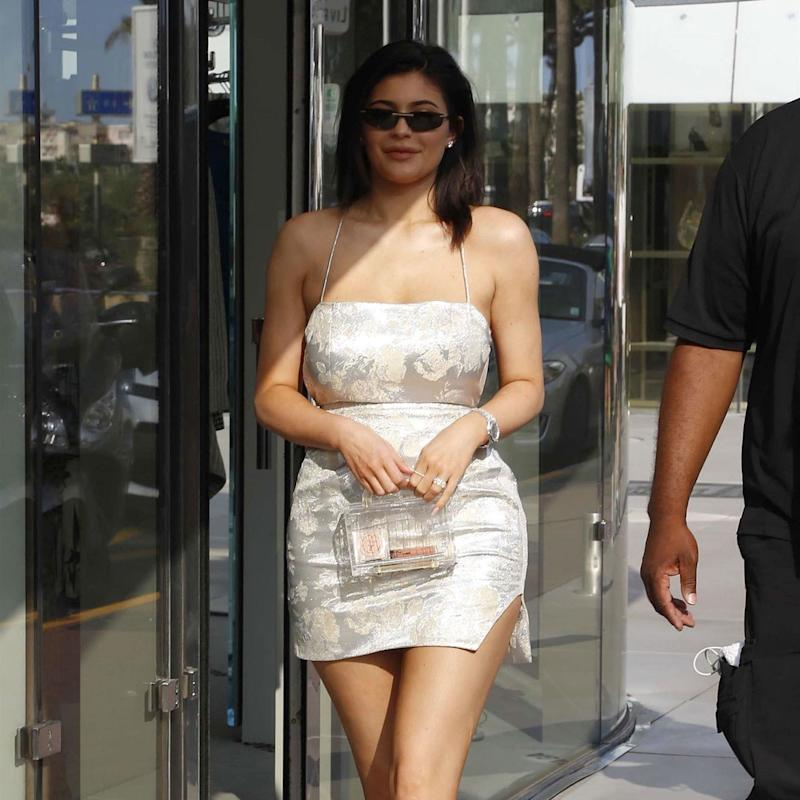 Kylie Jenner Carries the Most Impractical It Bag Yet—And Wins