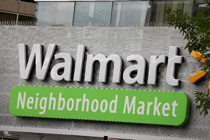 Walmart has withdrawn two Halloween costumes referencing Arabs and Israelis in the wake of an outcry from civil-liberties groups (AFP Photo/Scott Olson)