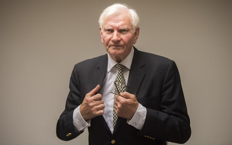 Harvey Proctor, former MP falsely accused of historic sex abuse