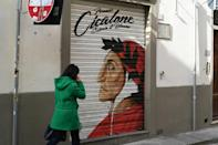 Italy is marking the 700th anniversary of Dante's death (AFP/Vincenzo PINTO)