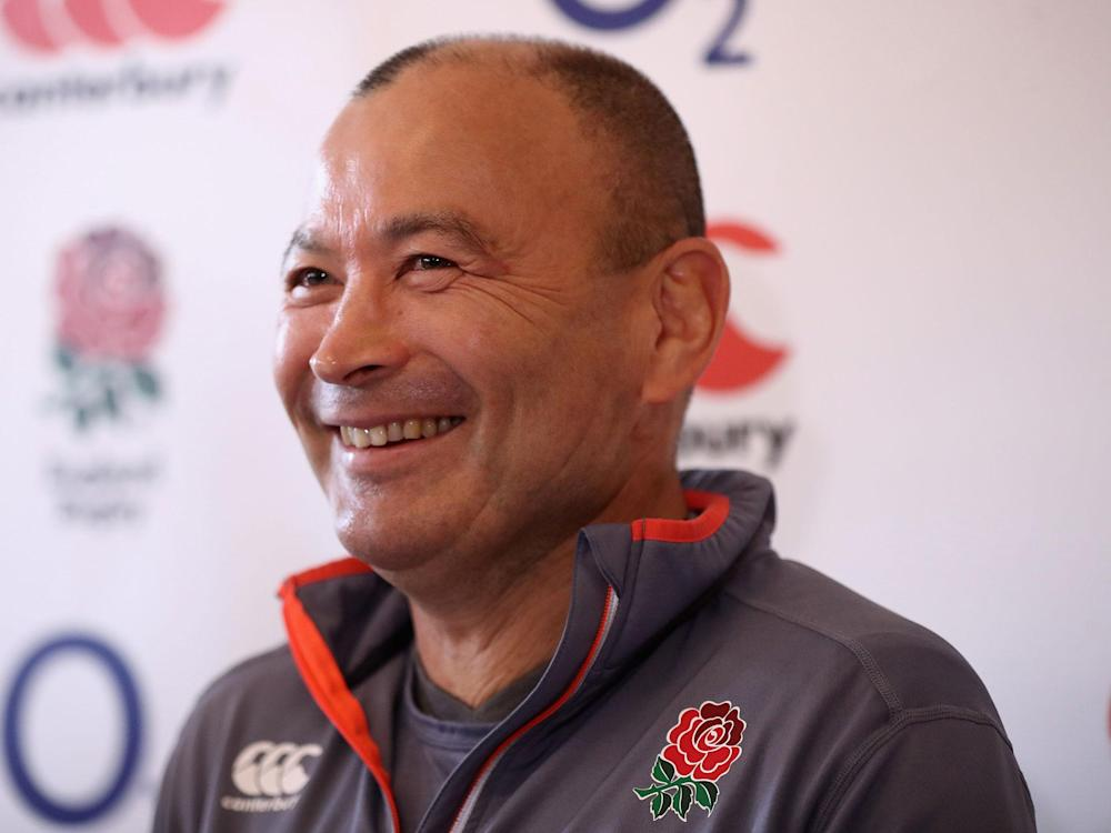 Eddie Jones wanted England to play New Zealand this year, 12 months ahead of schedule: Getty