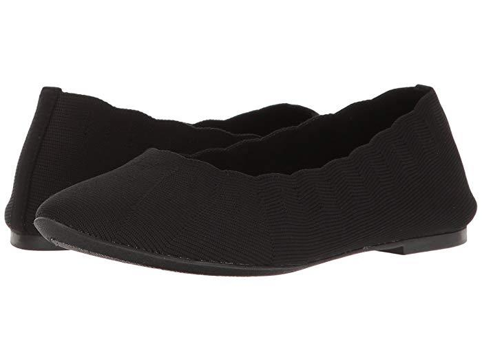 Skechers Cleo Bewitched Flat (Credit: Zappos)