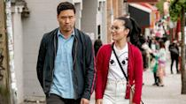 "<p>This film stars Ali Wong and Randall Park, so you know it definitely falls on the ""rom-com"" side of romance. They play people who knew each other as kids, and re-connect as adults after several years, possibly rekindling their teenage spark.</p><p><a class=""link rapid-noclick-resp"" href=""https://www.netflix.com/title/80202874"" rel=""nofollow noopener"" target=""_blank"" data-ylk=""slk:WATCH NOW"">WATCH NOW</a></p>"