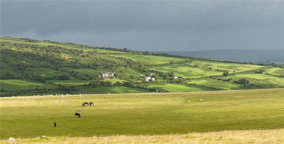<p>Fans of Poldark would be able to live in splendid isolation in the heart of the Cornish moors, just like Captain Ross from the TV show. </p>